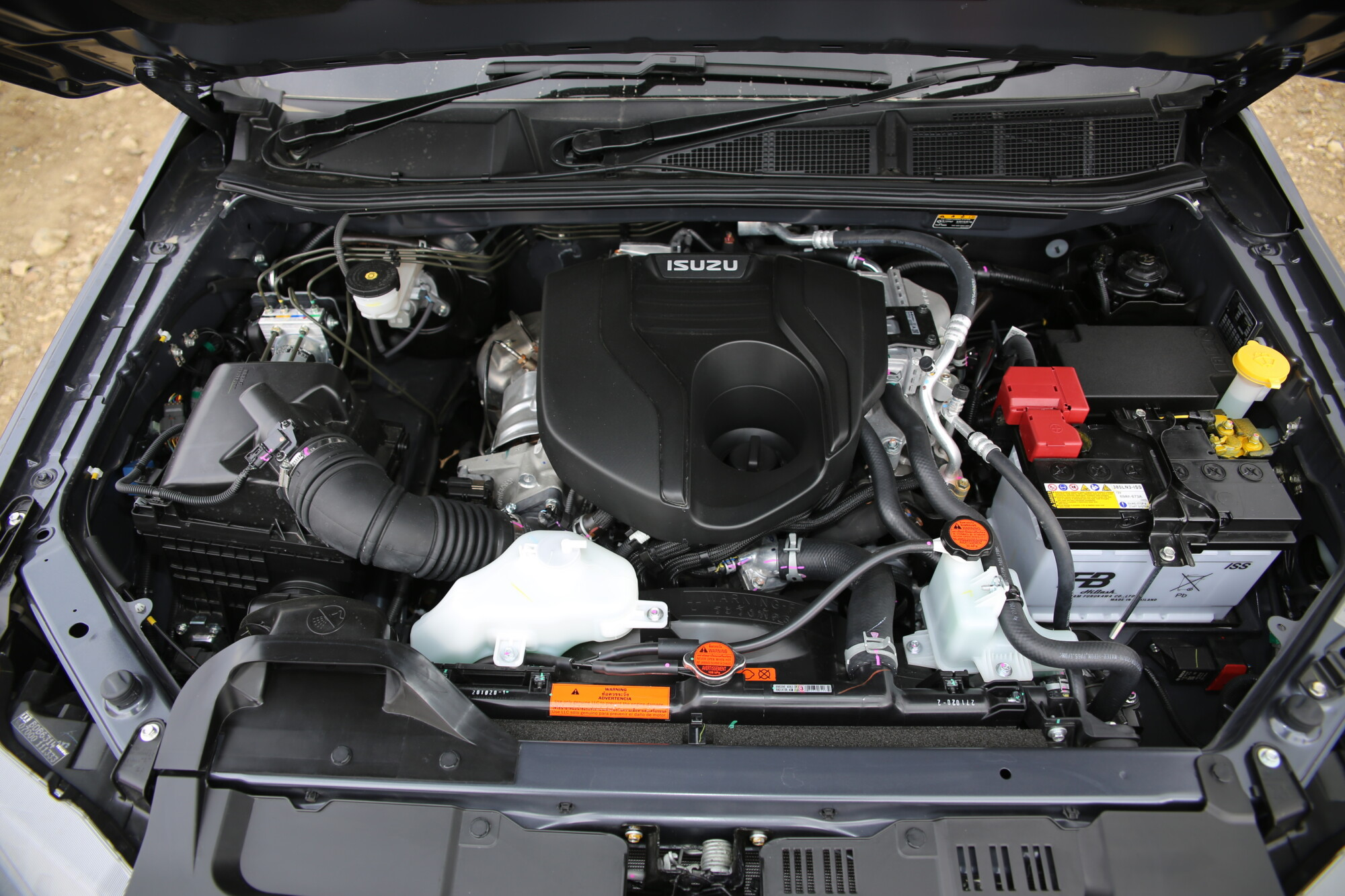 An all-new 1.9-litre engine is used across the line-up