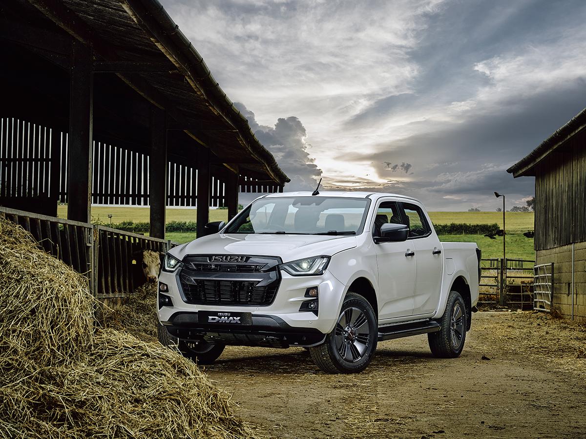 Isuzu D-Max for farmers