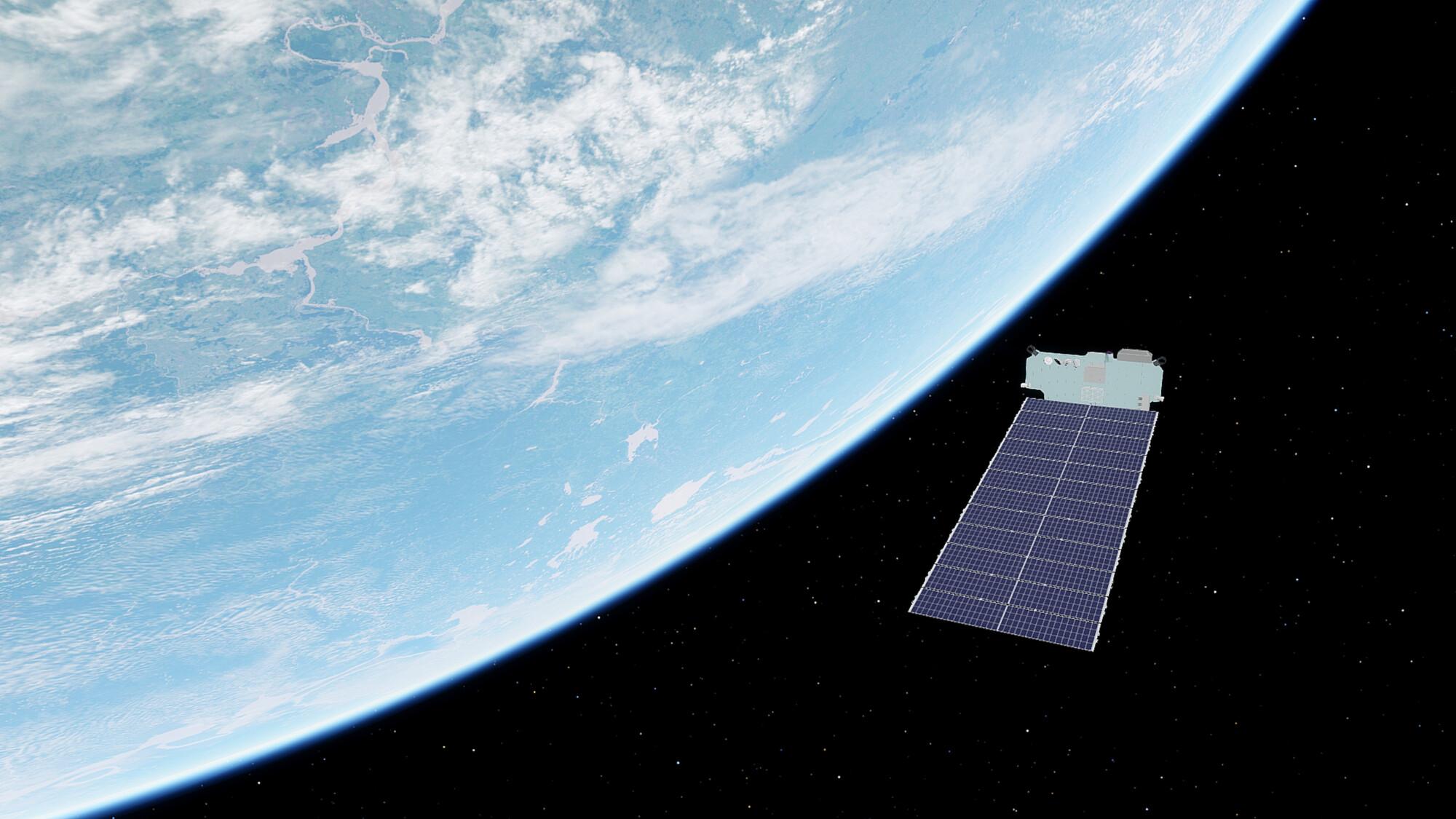 Starklink satellite, rural connectivity