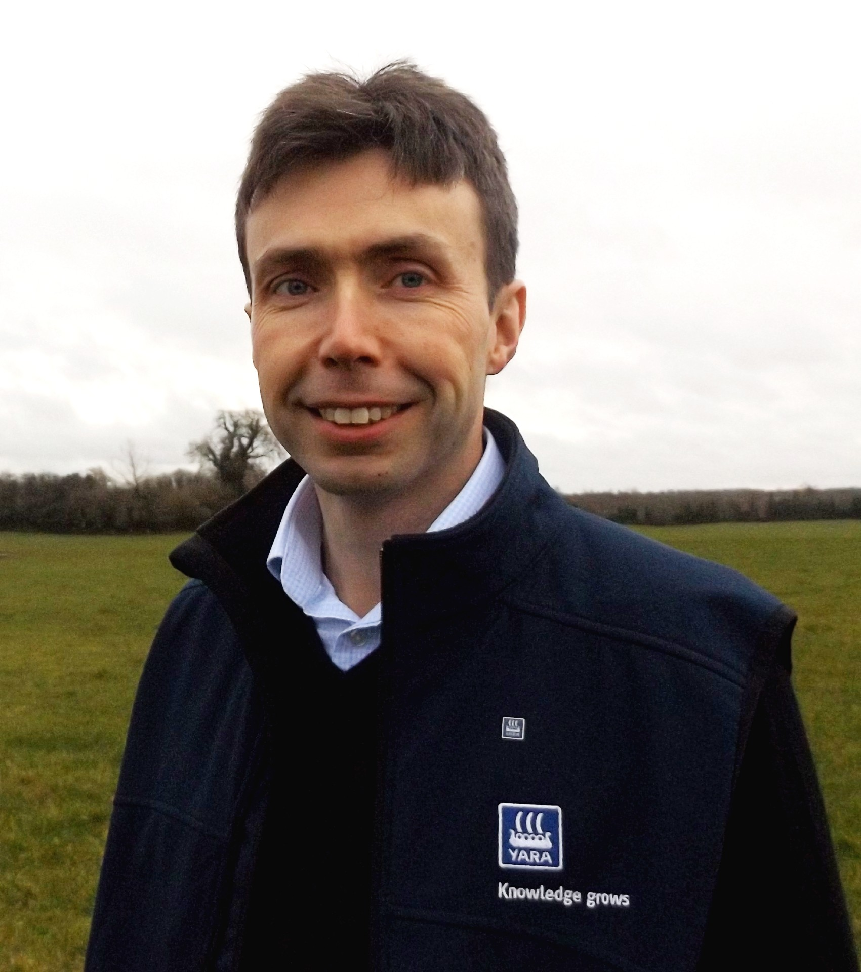 Philip Cosgrave, Country Grassland Agronomist at Yara,
