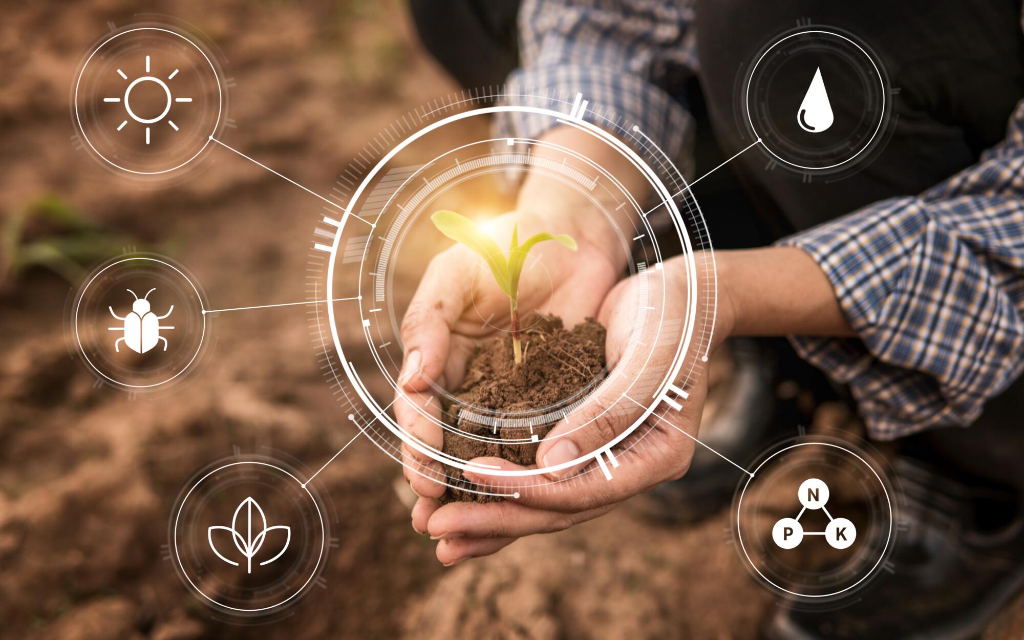 Bayer Crop Science soil health carbon environmental
