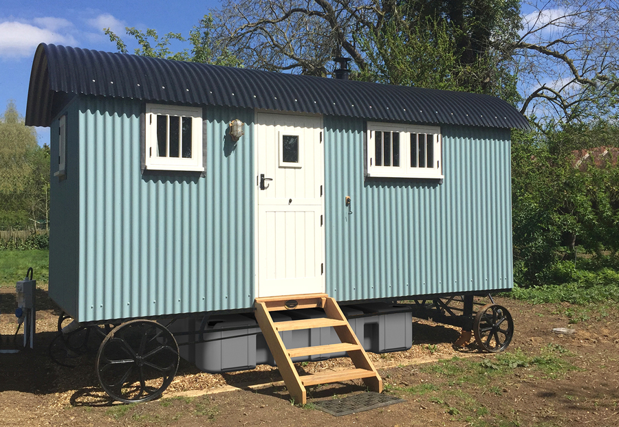 Glamping business booming as staycation trend continues