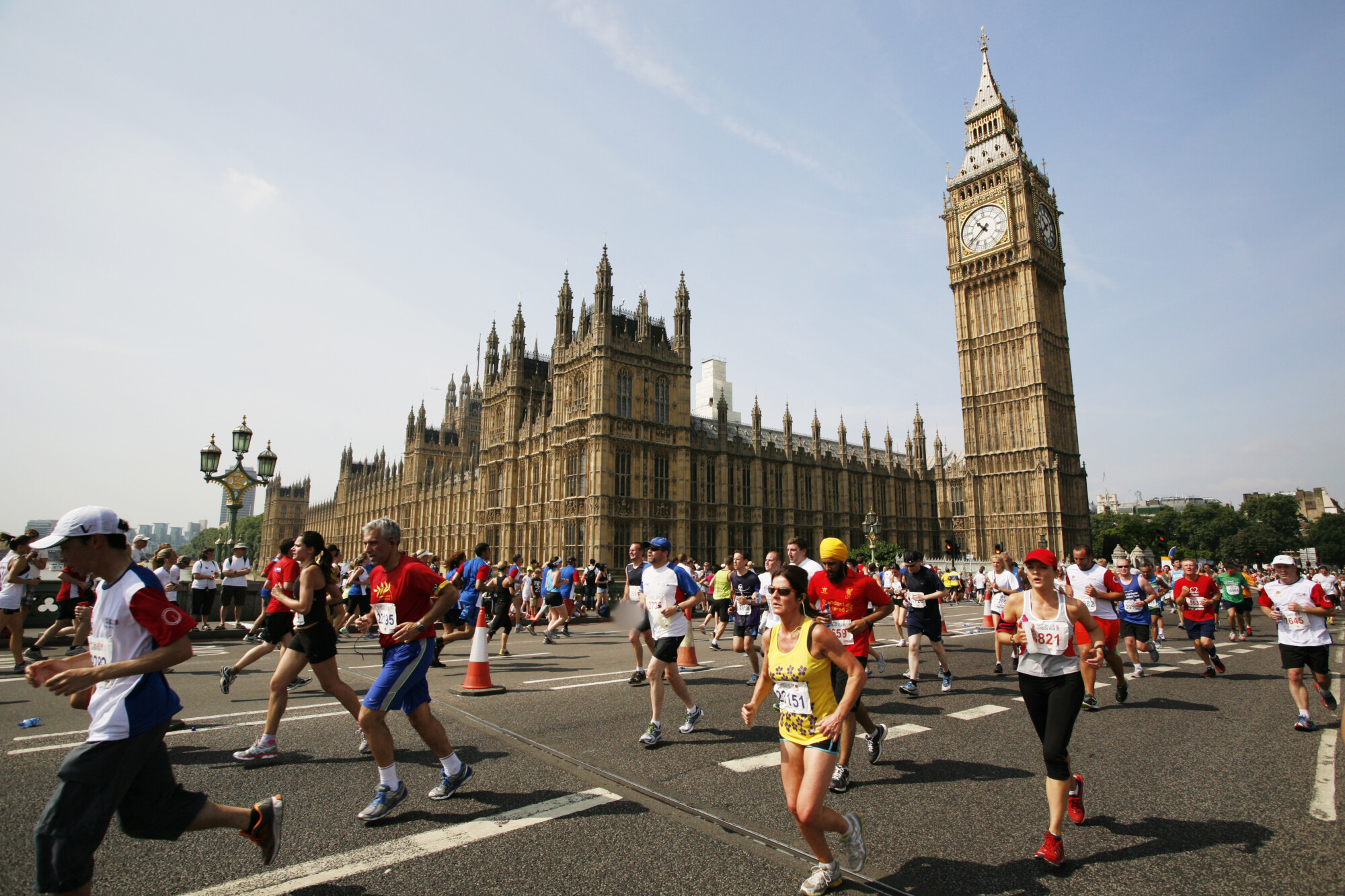 Mental health in farming highlighted by marathon runner