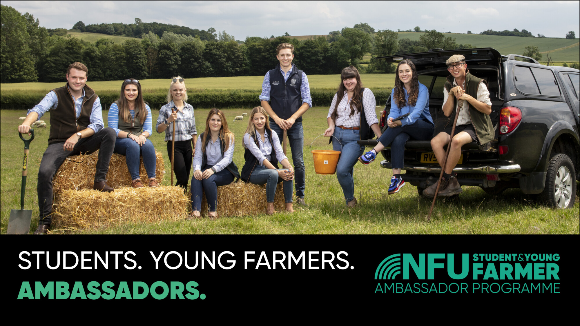Search for new Student and Young Farmer Ambassadors begins - NFU.
