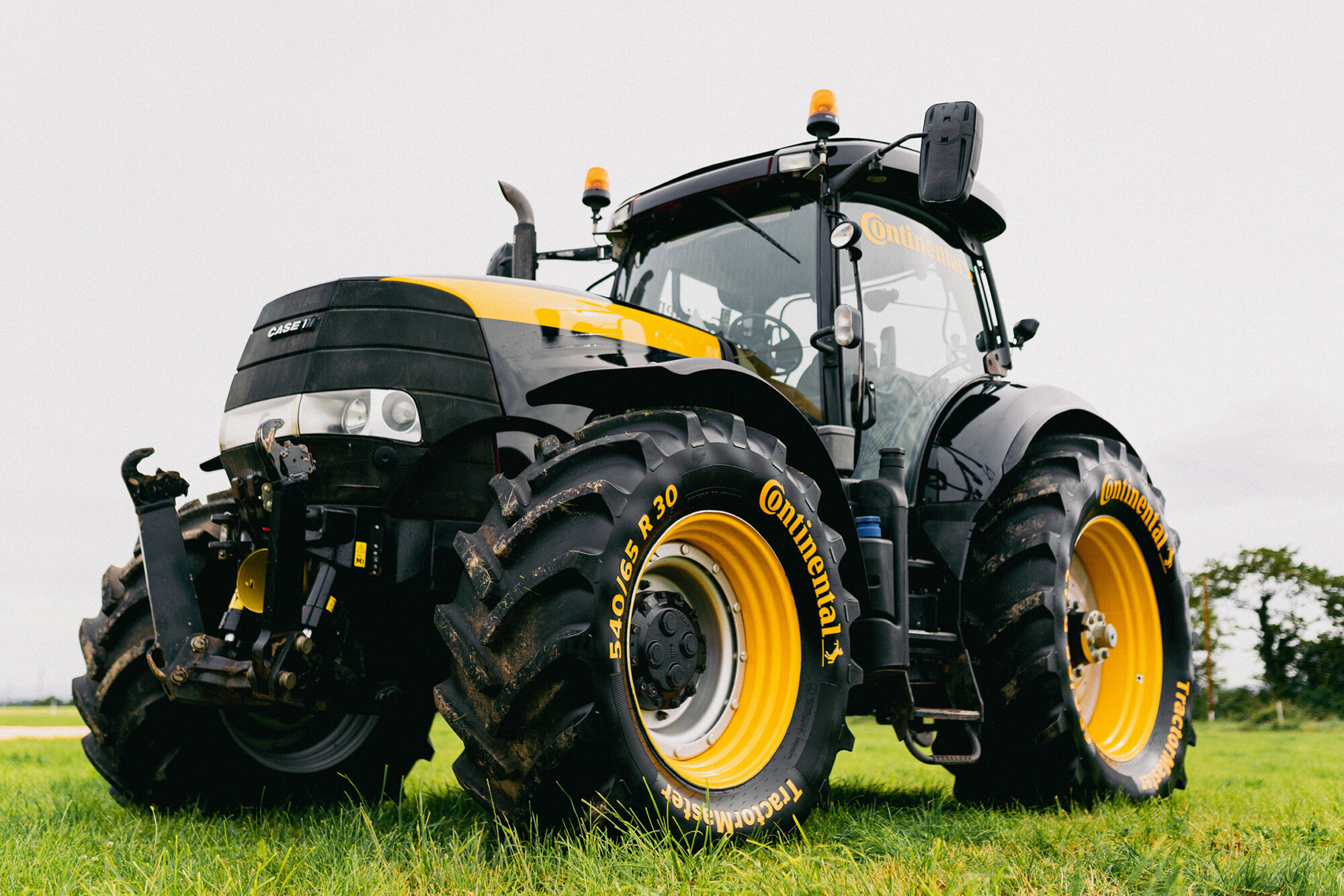 Tractor Brand Approves Tyre Option