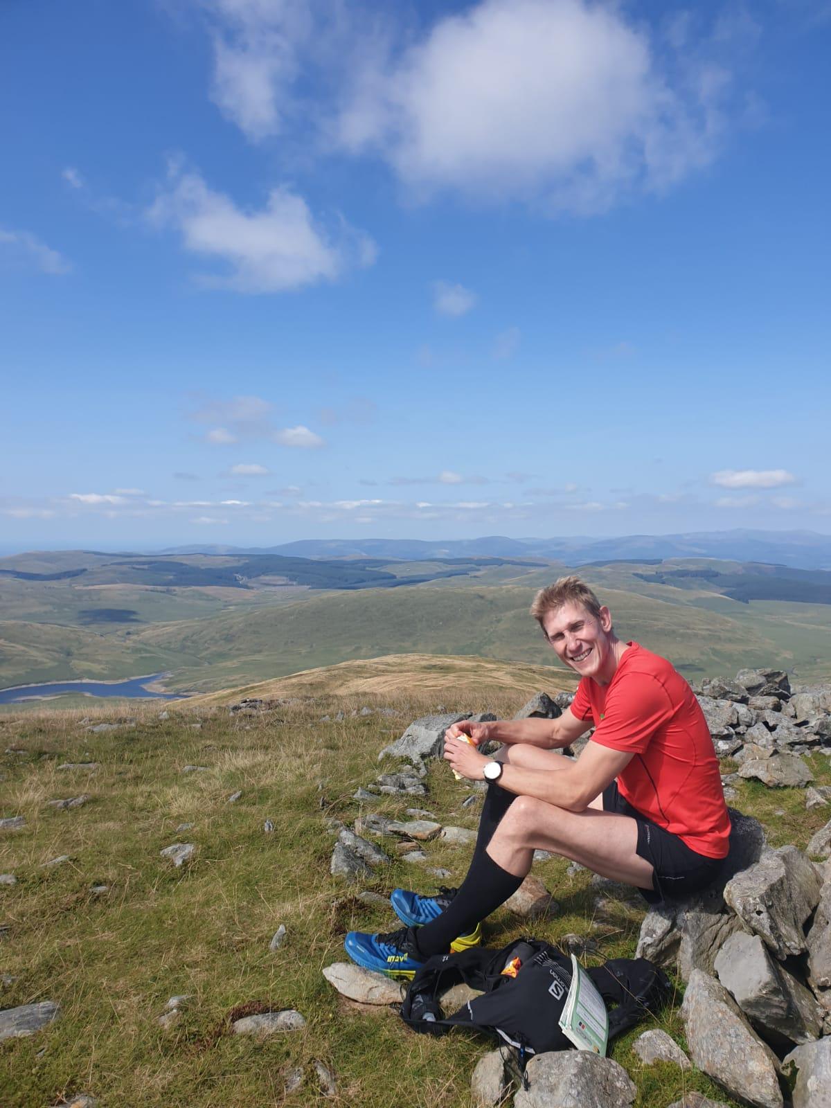 FCN volunteer embarks on world's toughest mountain race