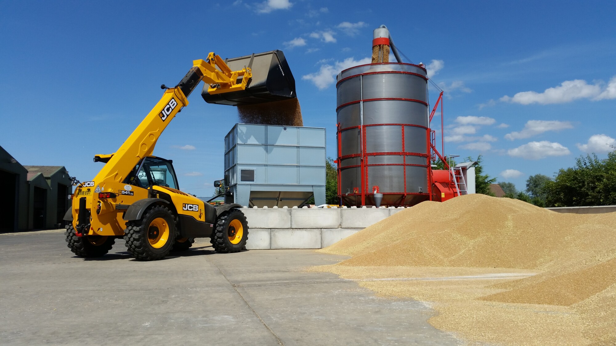 New grain handling technology on display at Midlands Machinery Show