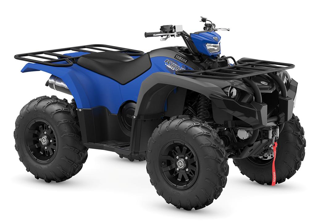 Yamaha 2022 range.